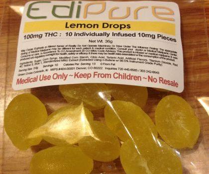 EdiPure Lemon Drops